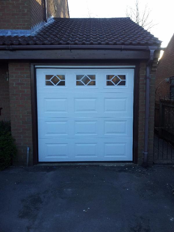 Sectional Garage Doors Dimension Doors Swindon And Reading
